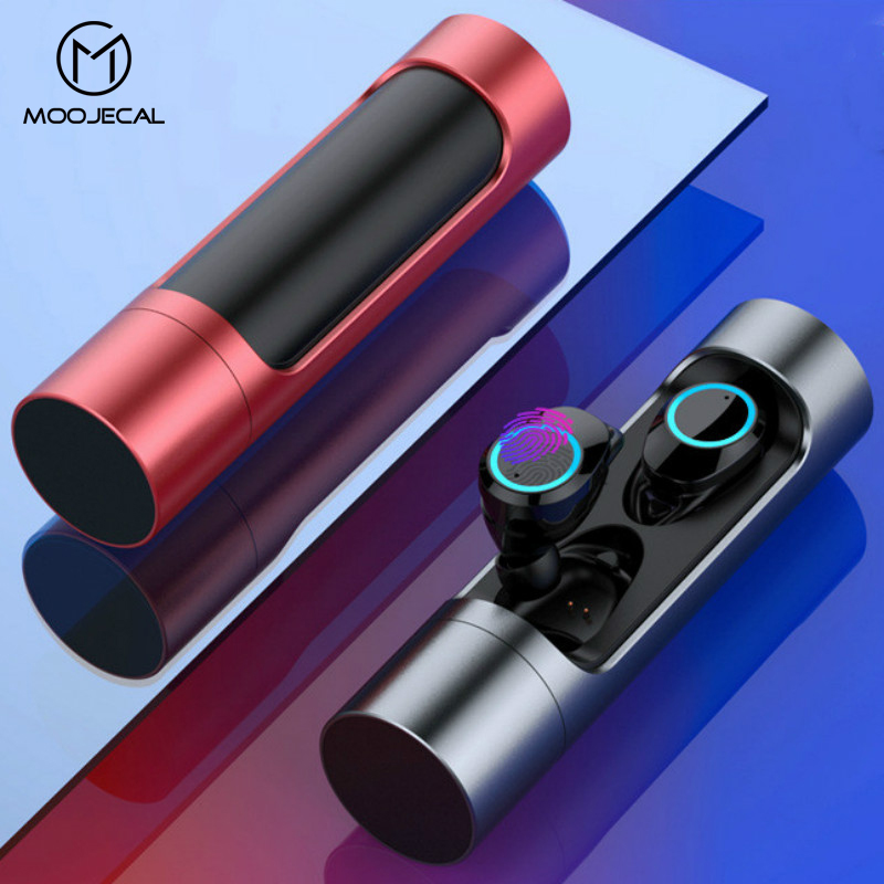Mini Wireless Bluetooth Earphones For Samsung Phone Stereo Earbuds sport earbud With Charging Box For iPhone
