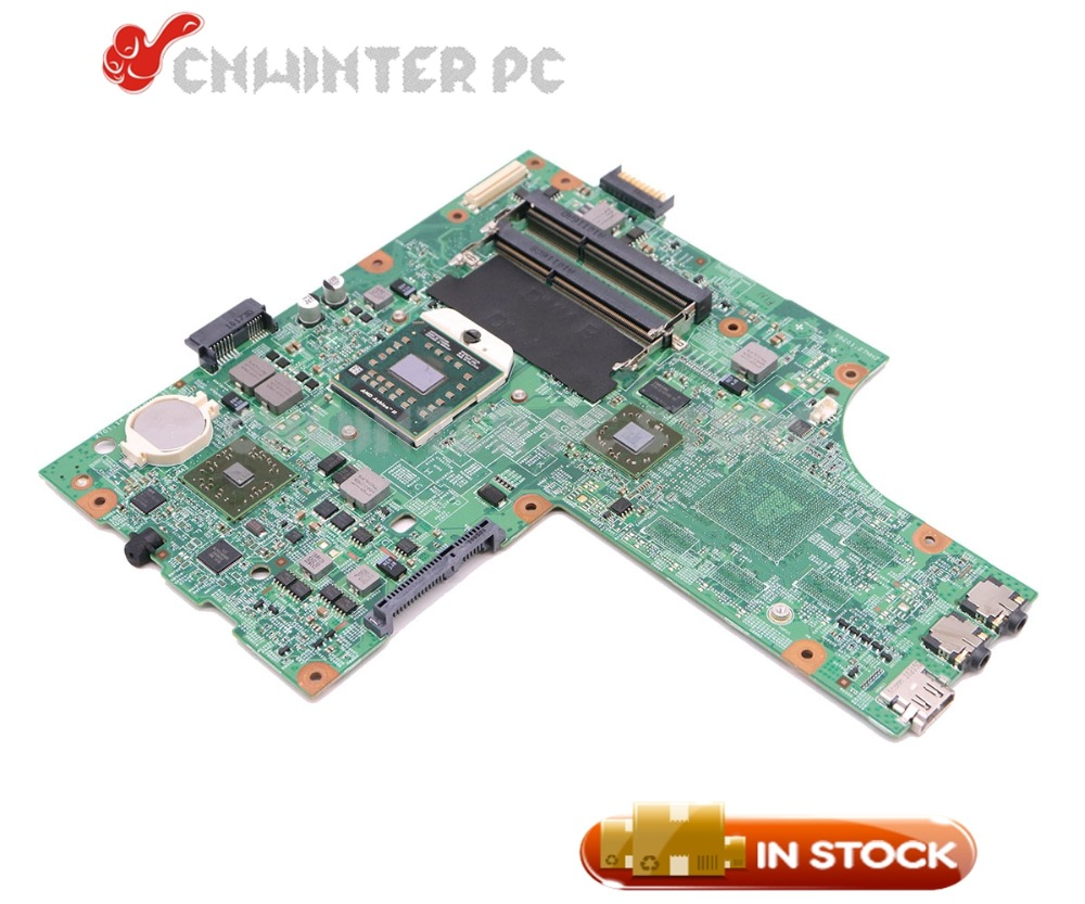 NOKOTION For Dell inspiron 15R M5010 Laptop Motherboard CN-0YP9NP 0YP9NP 48.4HH06.011 Socket s1 HD4200 DDR3 Free CPU nokotion brand new qcl00 la 8241p cn 06d5dg 06d5dg 6d5dg for dell inspiron 15r 5520 laptop motherboard hd7670m 1gb graphics