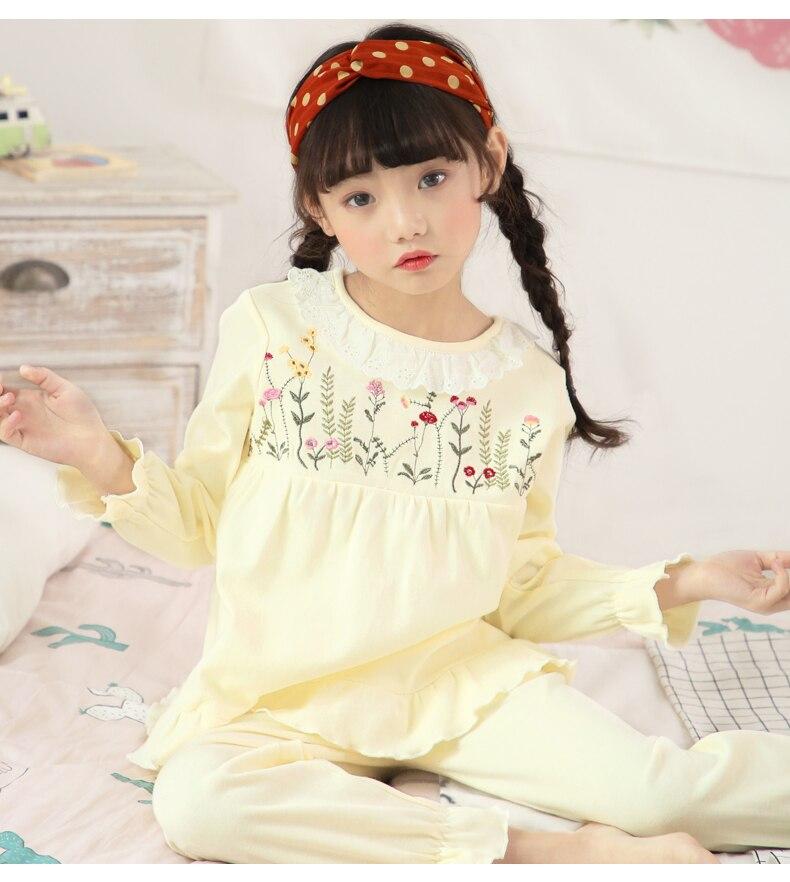 Girl Pajama Cotton 14