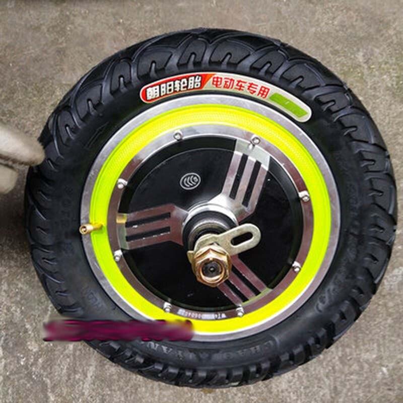 36/48 V 350 W ebike moteur vélo électrique moyeu moteur roue pour vélo électrique/fauteuil roulant/scooter kit de bricolage 12 pouces roue moteur - 4