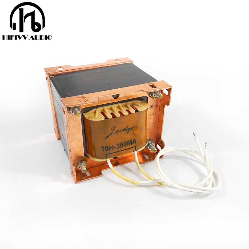 HIFI Tube Amp Choke Coil available for 300B EL34 KT88 Amplifier Filter with 10H 350MA audio