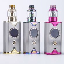Newest Design Vape kit E electronic Cigarette mod and atomizer from sigelei Shikra Gem Edition super power