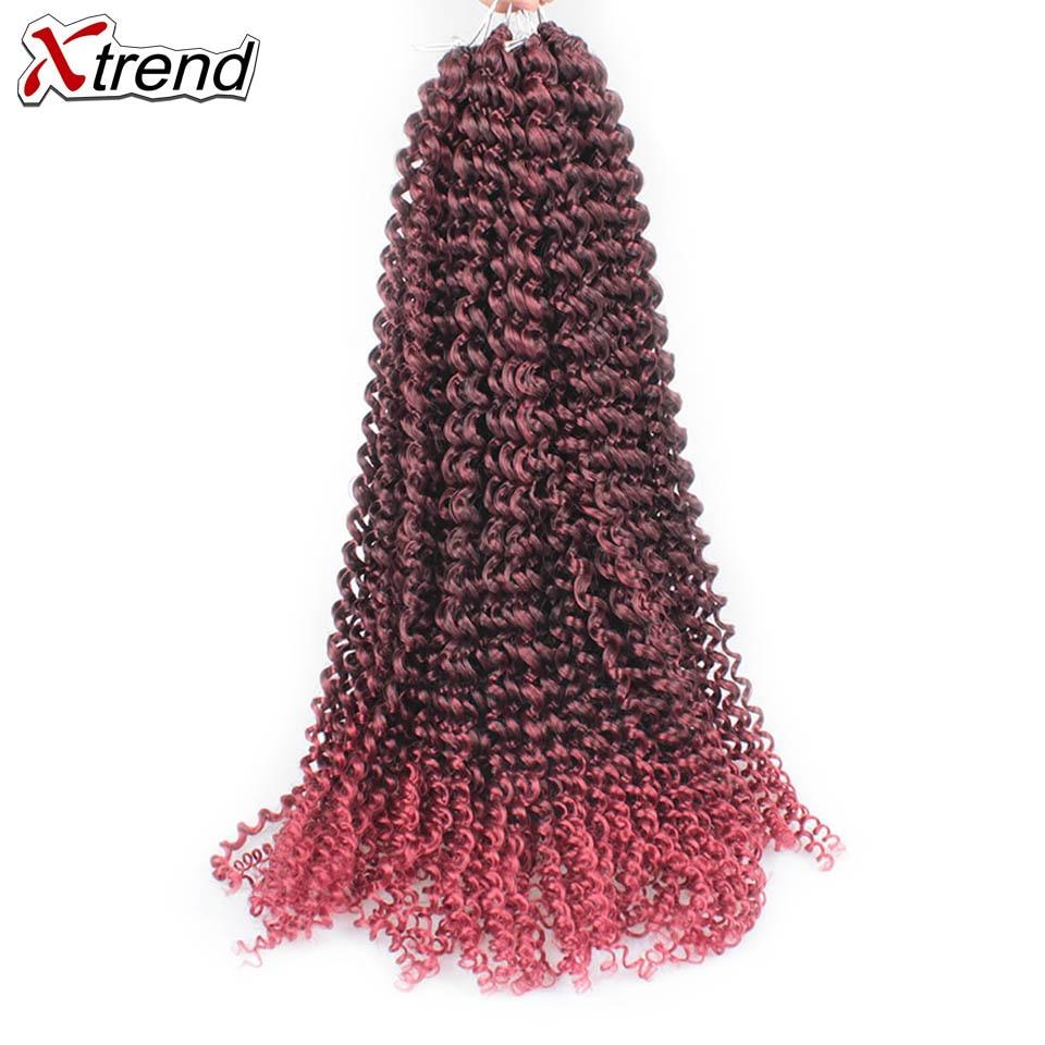 crochet braid hair