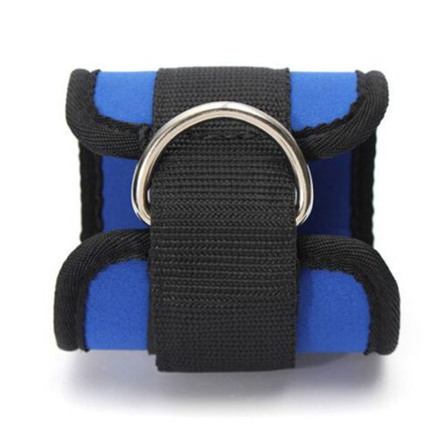 D-Ring Weight Lifting Ankle Strap