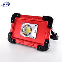 Portable Camping Lights 20W 1500LM LED COB Work Lamp USB Rechargeable 6000Mah Waterproof IP44 Floodlight For Outdoor