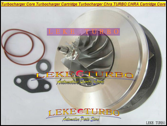 Free Ship TURBO Cartridge CHRA 713673-5006S 713673 Turbocharger For Audi A3 For Ford Galaxy VW Golf Sharan Octavia I 1.9 ATD AUY free ship turbo cartridge chra for isuzu d max rodeo pickup 2004 4ja1 4ja1 l 4ja1l 2 5l rhf5 rhf4h vida 8972402101 turbocharger