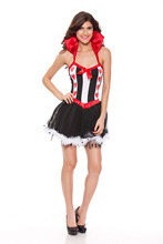 woman hot Cute Holloween Princess sexy costumes and lingerie for adults erotic fantasy school girl