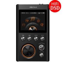 NiNTAUS X10 MP3 Player Upgraded Version DSD64 HIFI Music High Quality Mini Sports DAC WM8965 CPU 16GB