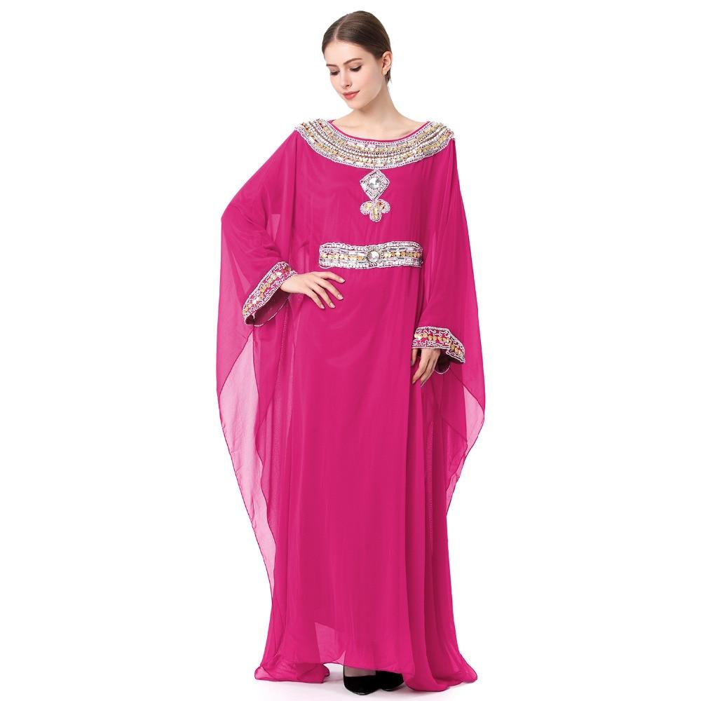 Compra vestido de novia y vestido abaya online al por mayor de China ...