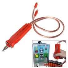 Utilisation de stylo de soudure par points de batterie de stylo de soudure par points de soudeuse par points dimpulsion de HB 70B pour 18650 soudure de batterie de polymère pour la série 709A 709AD