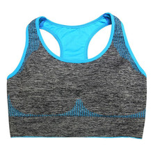 *Ladies Sports Vest With Bra sports special running yoga fitness