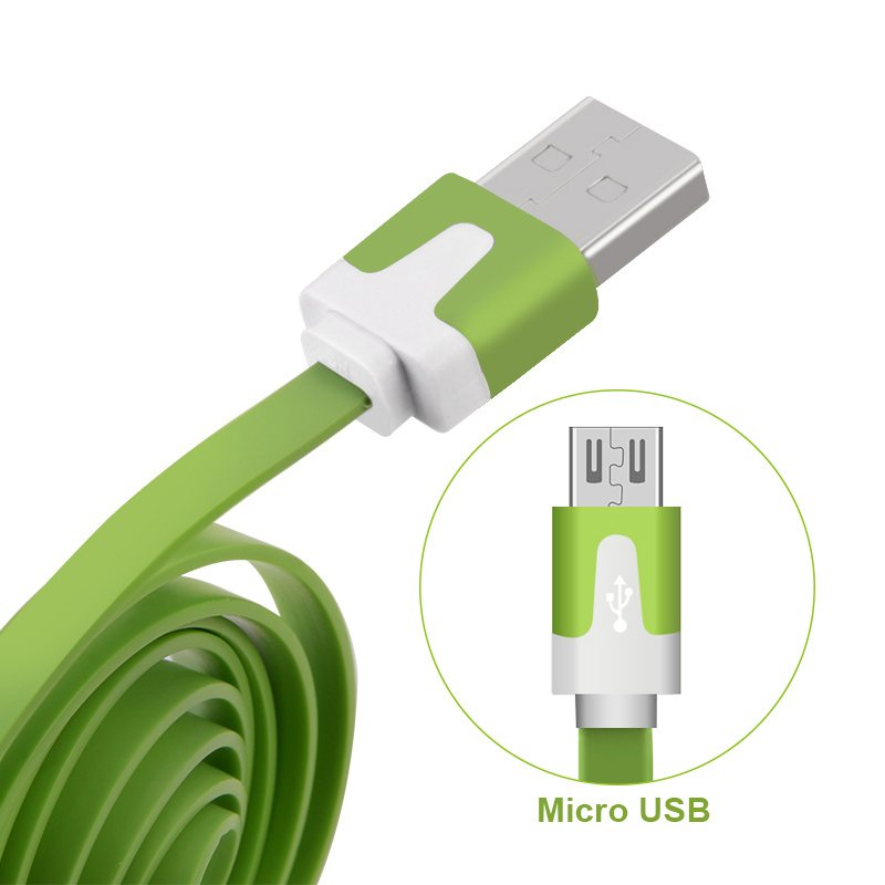 Proelio Micro USB Cable USB Data Cable for Samsung Xiaomi Tablet Android USB Charging Cord Microusb Charger Cable