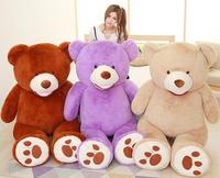 Плюшевые животные подушки Симпатичные день рождения вещи игрушки мишка мягкие реалистичные куклы для детей большие размеры kawaii 200 см подар