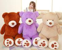 plush animals pillows cute birthday stuff toys Teddy bear soft lifelike doll for kids big size kawaii 200 cm present for women