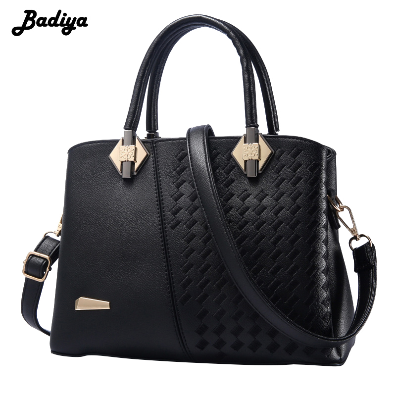 Women Handbags Zipper Casual Totes Shoulder Fashion New Crossbody Bags Solid Large Capacity Ladies Messenger Sac Bolsa Feminina