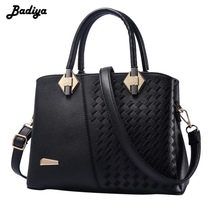 Women Handbags Zipper Casual Totes Shoulder Fashion New Crossbody Bags Solid Large Capacity Ladies Messenger Sac Bolsa Feminina moschino couture сандалии