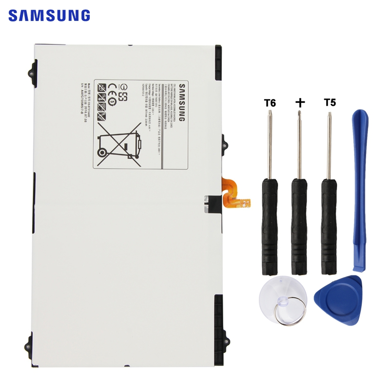 SAMSUNG batería Original EB-BT810ABE para la lengüeta S2 9,7 T815C SM-T815 T815 SM-T810 SM-T817A S2 T813 T819C 5870mA