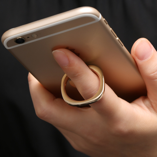 Universal 360 Degree Rotation Finger Ring Smartphone Holder 3