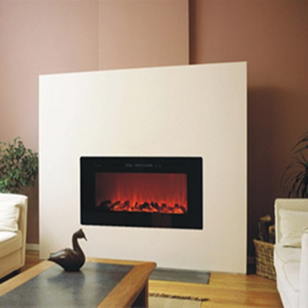 Free Shipping To Kyrgyzstan 60 Inch Wall Mounted Electric Fireplace In Electric Fireplaces From