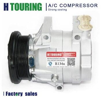 V5 AC compressor Voor 00-03 Chevy Impala 3.4L; 98-01 Lumina 3.1L; 97-00 Venture 3.4L 33214 ACE-1792 1411360 4570N 57992 1135145