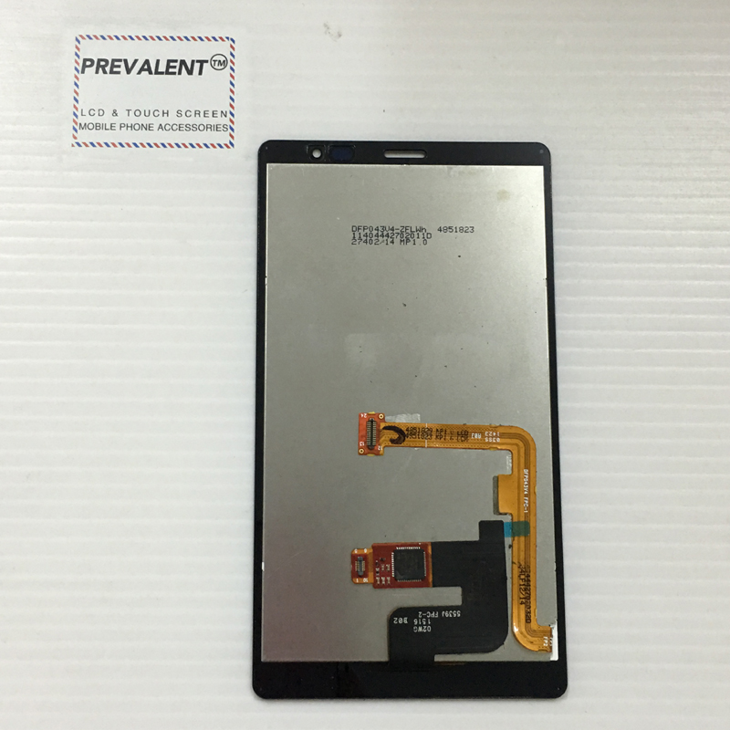 For Nokia X2 Dual SIM RM-1013 X2DS Touch Screen Panel Digitizer Sensor Glass + LCD Display Monitor Panel Module Assembly