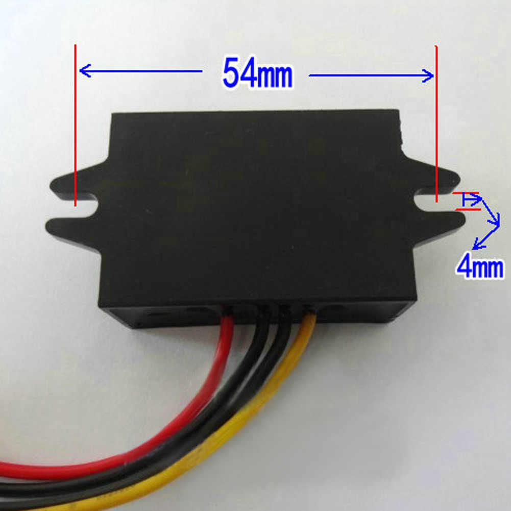 Высокое качество DC Шаг Подпушка 12 В (8-28 В) до 5 В 10A 50 Вт Питание конвертер Водонепроницаемый Buck регулятор модуль для светодиодные фонари
