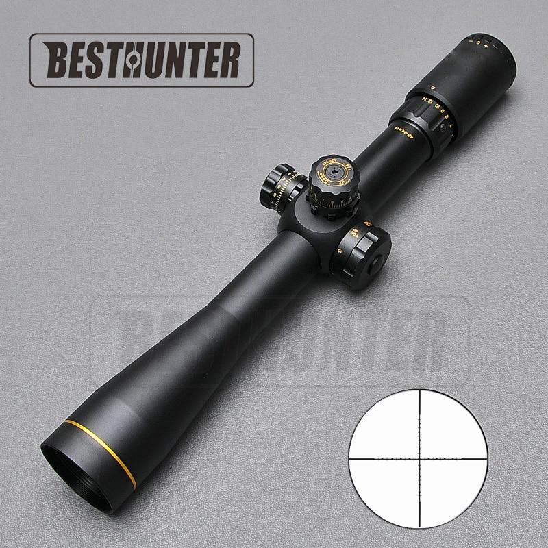 BSA OPTICS 4.5-14X44 Tactical Scope Riflescopes Sniper Gear For Airsoft Gun Rifle Rangefinder Hunting Scopes цена