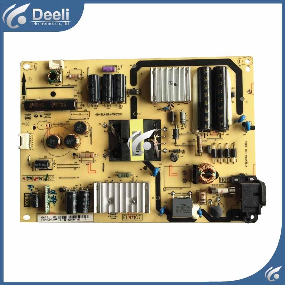 power supply board 40-EL411A-PWC1XG second-hand board original for power supply board 40 ip42cs pwj1xg second hand board