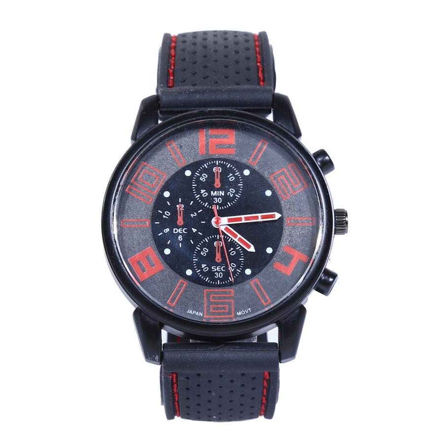 Mens Watches Top Br Luxury Precise TimeMen Fashion Stainless Steel Sport Cool Quartz Hours Wrist Analog Watch New Gift P*21