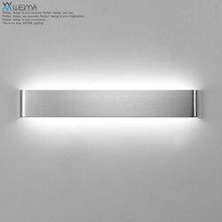 Salon kinkiet nowoczesny minimalistyczny sypialnia lampki nocne led korytarz schody osobowości lampa oświetleniowa