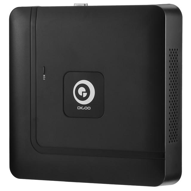 DIGOO DG-XME  8CH 1080P HDMI P2P Standalone ONVIF 2.5 NVR SurveillanceVideo Recorder For IP Camera Security System NVR