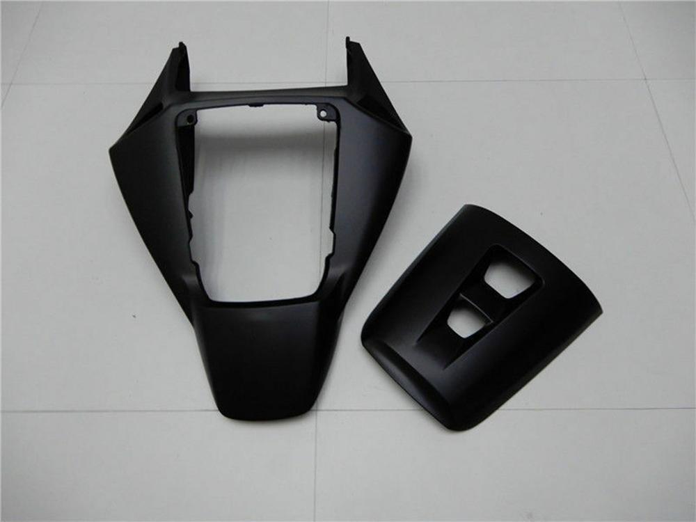 ZXMT матовая блестящий черный обтекатель плесень комплект для Honda CBR1000RR 2006 2007 ABS система впрыска Кузов комплект - 3