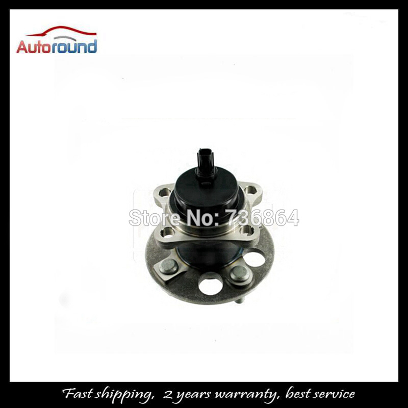 Rear Wheel Hub Bearing Kits Fit for TOYOTA  BELTA  YARIS/VITZ  VKBA6828 4245052020  4pcs dac3063w 30x63x42 dac30630042 dac3063w 1 9036930044 574790 dac3063w 1cs44 hub rear wheel bearing auto bearing for toyota