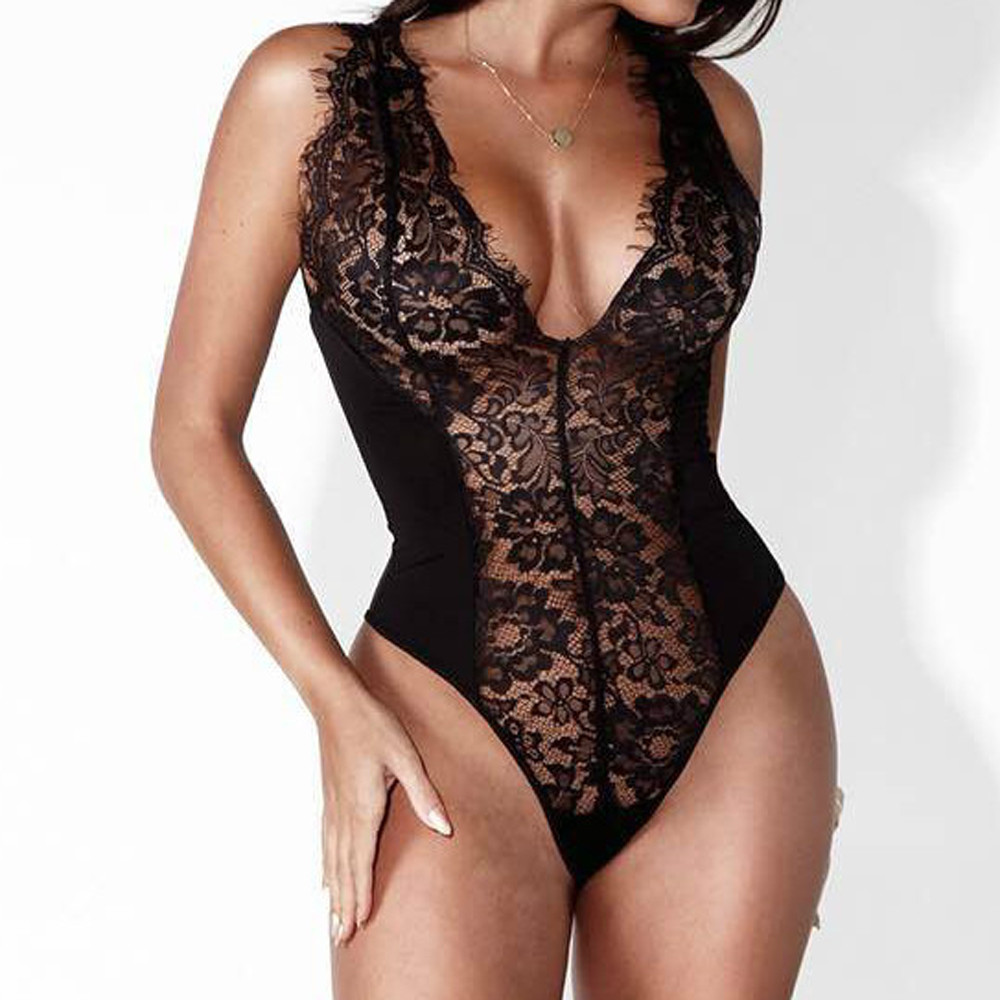Women Underwear <font><b>Lingerie</b></font> Lace Nightwear Sleepwear Babydoll G-String Stylish <font><b>sexy</b></font> lady nightwear tenue <font><b>sexy</b></font> <font><b>femme</b></font> <font><b>erotique</b></font> image