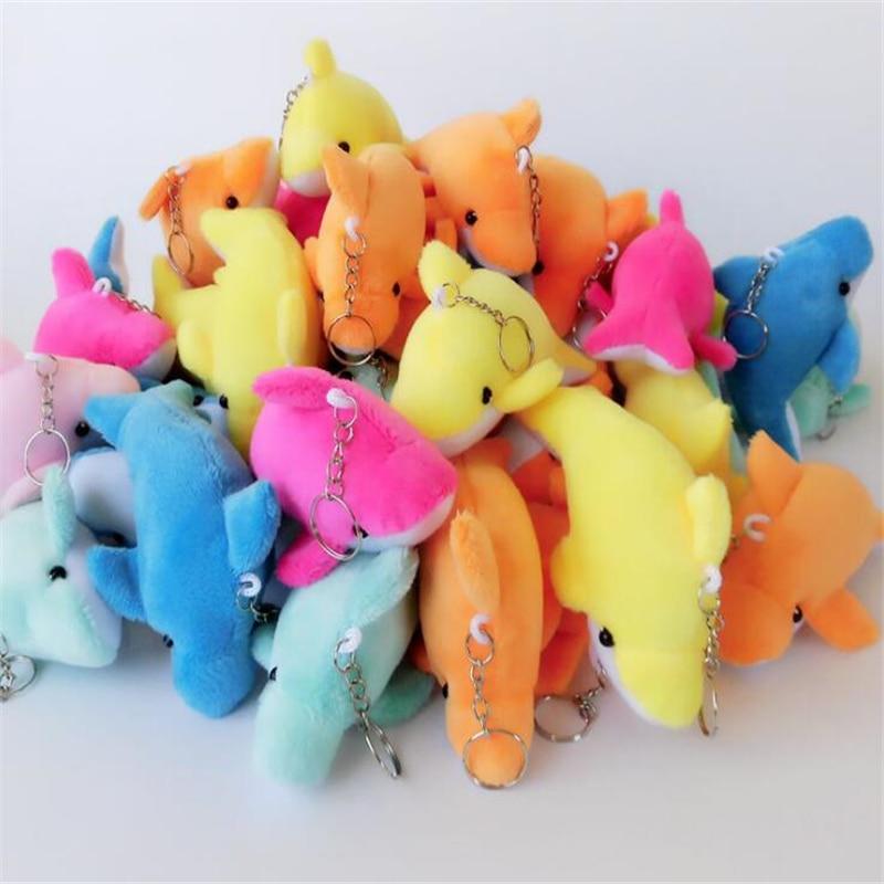 Mini Dolphin plushie