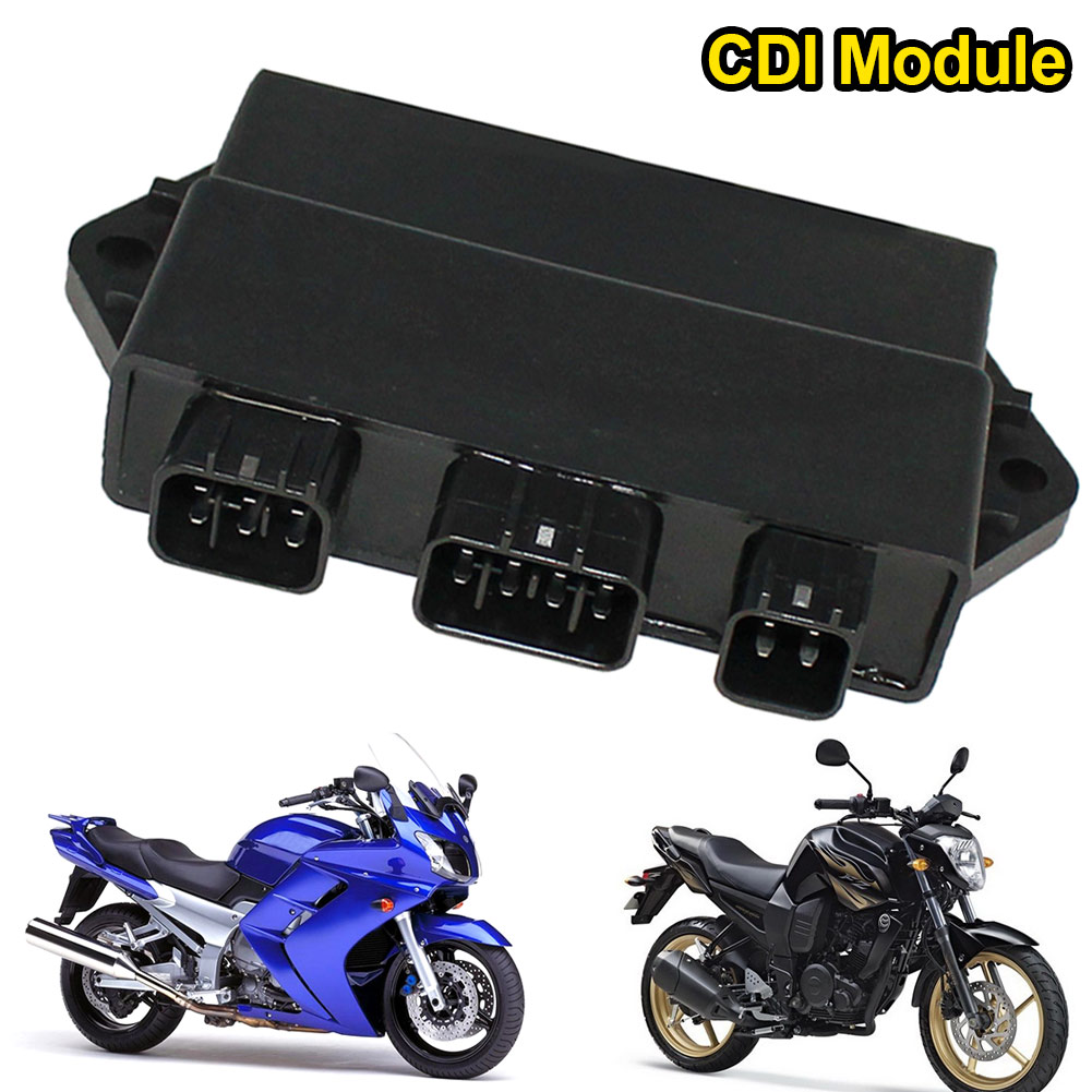 New Ignition Control CDI Module Fits For YAMAHA ATV RAPTOR 660 YFM660 2002 2003 New 5LP 85540 20 00 CSL2017-in Motorbike Ingition from Automobiles & Motorcycles