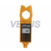 Cheap price High and low voltage AC current tester creepage test AC current VICTOR 9000 VC9000 digital clamp meter