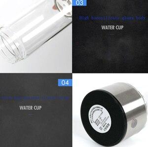 Image 3 - מימן מים גנרטור אלקליין מים מסנן Ionizer טהור H2 PEM עשיר מימן עשיר אלקטרוליזה לשתות מימן 450ML