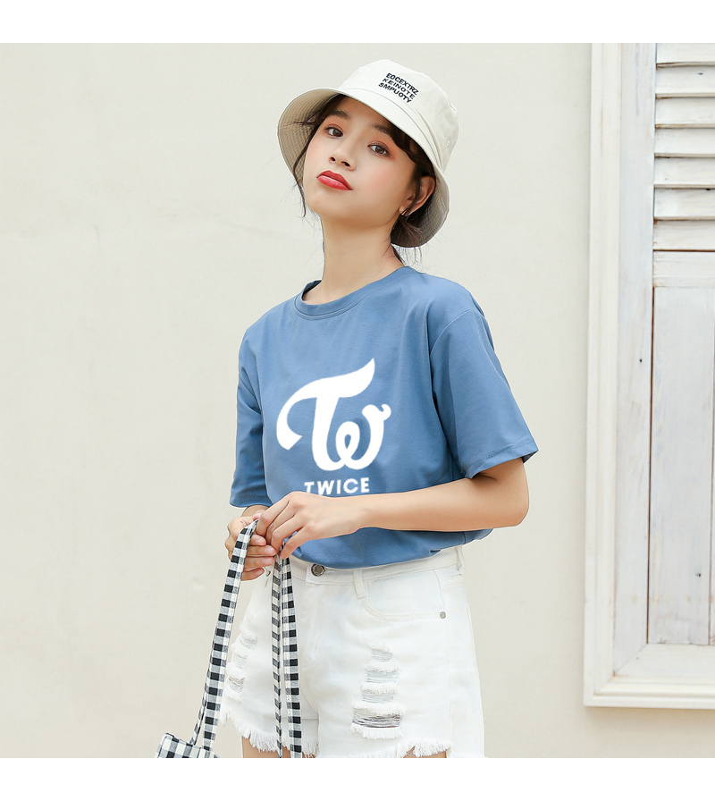 TWICE Summer T-Shirts 2020