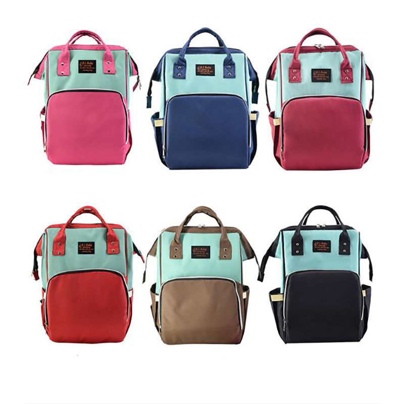 Mother Baby Bags backpack Multifunctional mommy bag Nappy Mummy Food Stroller Maternity Bag For Babys baby care bagMother Baby Bags backpack Multifunctional mommy bag Nappy Mummy Food Stroller Maternity Bag For Babys baby care bag