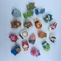5 Шт./лот Мультфильма Toy Youkai Часы ПВХ Фигурку дети Детский День Рождения Рождественский Подарок Детские Обучающие Новорожденного Игрушка 5 СМ ASB12
