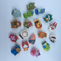 5Pcs / Lot Cartoon Toy Yokai Watch PVC Action Figure Kids Children'S Birthday Christmas Gift Baby Learning Newborn Toy 5CM ASB12