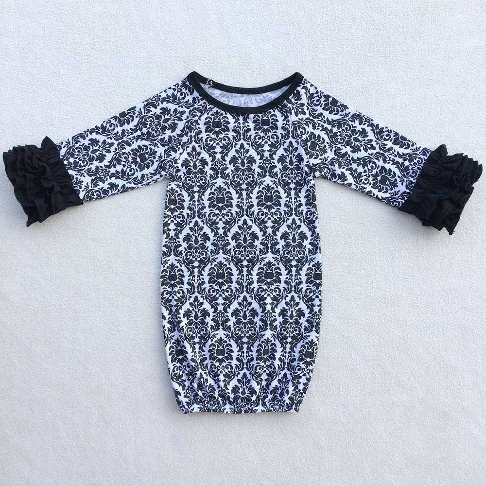 baby girl pajamas ZD-BG021(5)