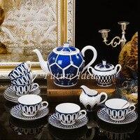 Весь набор элегантный H Mark Топ класс костяного фарфора кофейная чашка Европейский чайный набор и блюдце дневные кружки для чая кофе