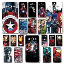 "Printed Case Coque For Samsung G355H Silicone Novelty Back Phone Cover For Samsung Galaxy Core 2 G355H on Case SM-G355H 4.5""(China)"