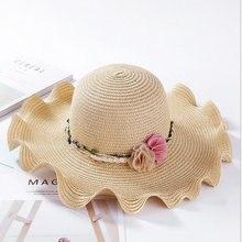 1fce86b80d997 Chapéus de verão Para As Mulheres Chapeau Femme Sol Chapéu de Praia Chapéu  De Palha Panamá