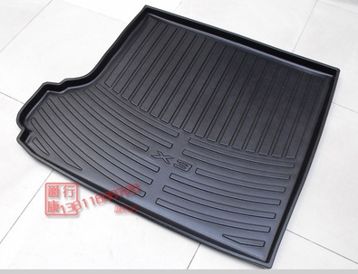 no odor latex carpets Special car trunk mat for X3 durable waterproof easy to clean rubber carpet