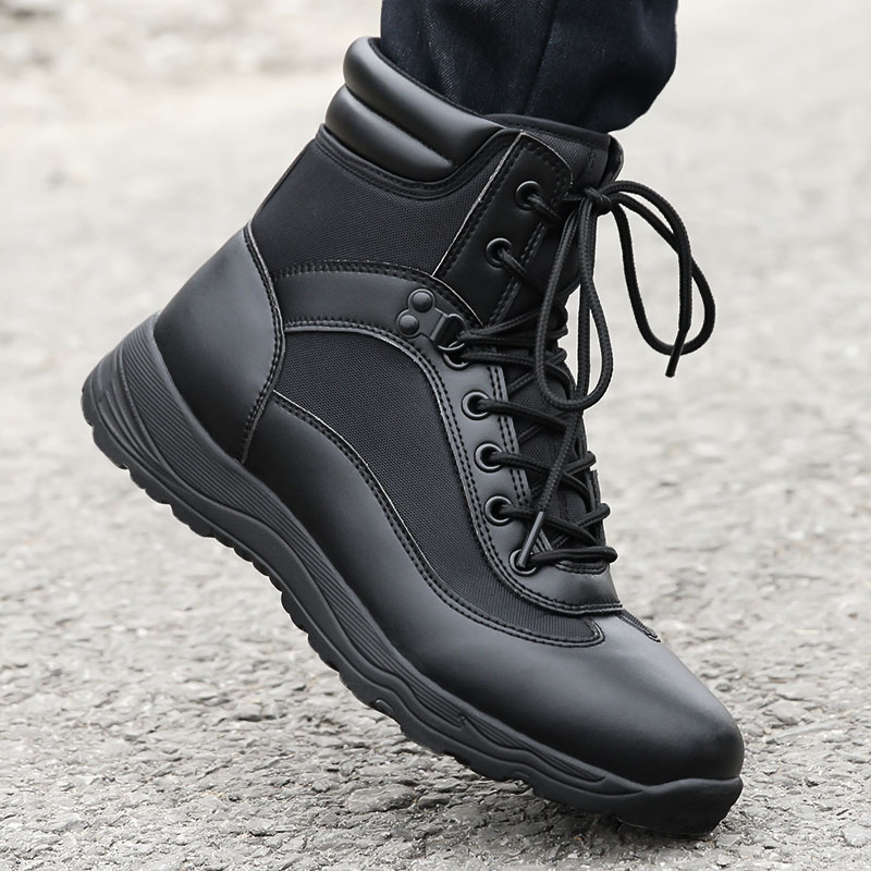 Outdoor Sports Light Weight Hiking Shoes Military Tactical Boots Trekking Shoes Men Botas Senderismo Hombre Sapato Masculina military men s outdoor cow suede leather tactical hiking shoes boots men army camping sports shoes