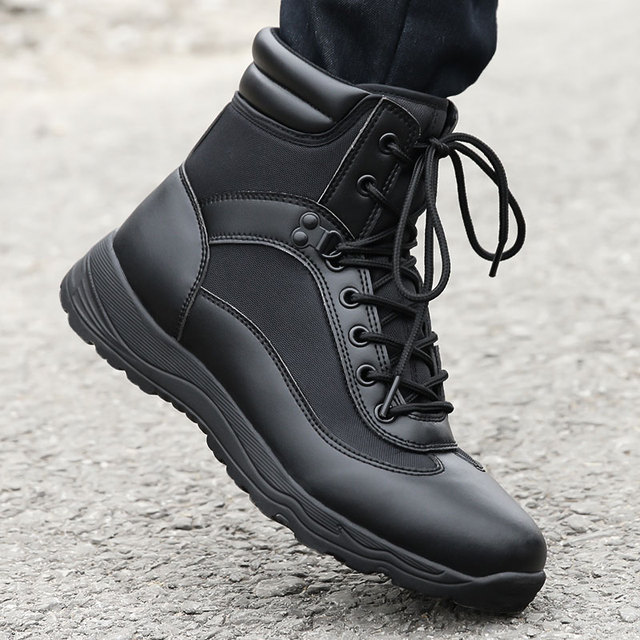 936aa39f564 Outdoor Sports Light Weight Hiking Shoes Military Tactical Boots Trekking  Shoes Men Botas Senderismo Hombre Sapato Masculina