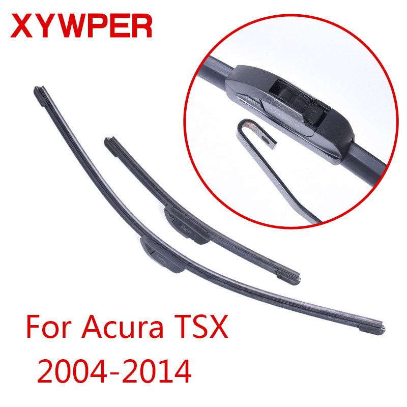 Aliexpress.com : Buy XYWPER Wiper Blades For Acura TSX